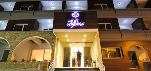 Achilleos Larnaca City Hotel