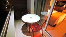 Achilleos City Hotel - Veranda